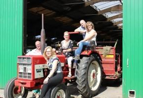 FarmCamps kinderfeestje Hooi Hooi kinderfeestje Friesland De Geele Bosch