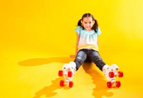 kinderfeestje rollerdisco